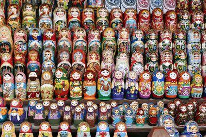 Intercultural Training Russia