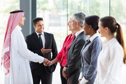 Intercultural Training Arab Countries